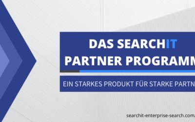 Das searchIT Partner Programm